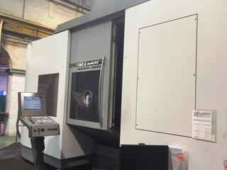 Milling machine DMG DMC 160 U duoBlock H/V -0