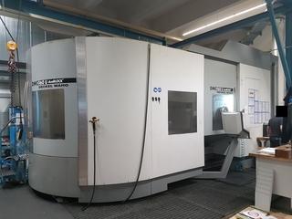 Milling machine DMG DMC 160 U duoBlock, Y.  2006-0