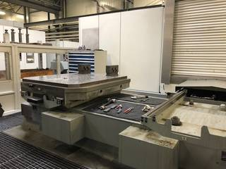 Milling machine DMG DMC 200 U  2 apc-1
