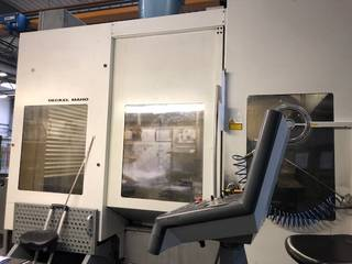 Milling machine DMG DMC 200 U  2 apc-6