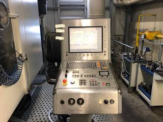 Milling machine DMG DMC 200 U  2 apc-7