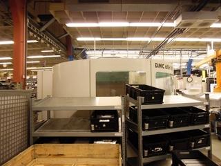 Milling machine DMG DMC 60 H - RS4, Y.  1999-4
