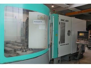 Milling machine DMG DMC 60 H - RS4, Y.  1999-5