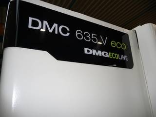 Milling machine DMG DMC 635 V eco-7