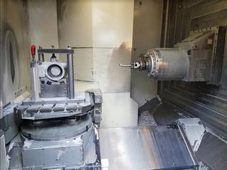 Milling machine DMG DMC 70 H duoBLOCK, Y.  2008-1