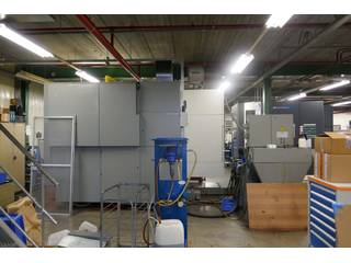 Milling machine DMG DMC 70 eVolution, Y.  2003-9