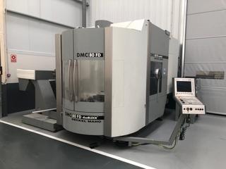 Milling machine DMG DMC 80 FD doublock, Y.  2005-3