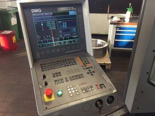 Milling machine DMG DMC 80 U-4