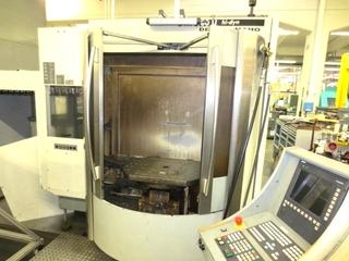 Milling machine DMG DMC 80 U hi-dyn, Y.  2002-2