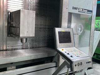 Milling machine DMG DMF 220 linear 4ax, Y.  2002-2