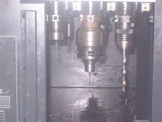Milling machine DMG DMF 260 / 7-8