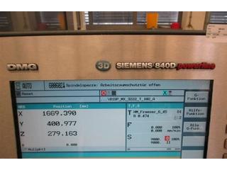 Milling machine DMG DMF 500 Linear, Y.  2006-2