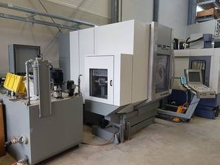 Milling machine DMG DMS 50 - 5 Ultrasonic, Y.  2002-1