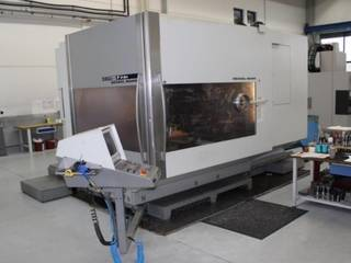 Milling machine DMG DMU 125 P-0