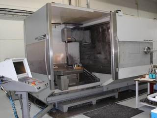 Milling machine DMG DMU 125 P-1