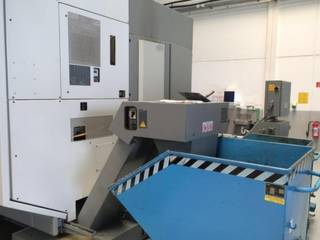 Milling machine DMG DMU 125 P-3