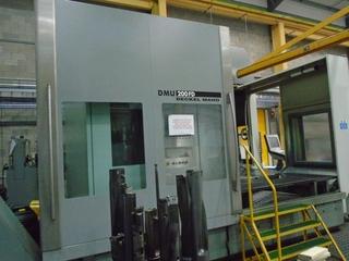 Milling machine DMG DMU 200 FD, Y.  2007-1