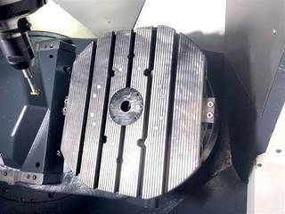 Milling machine DMG DMU 40 evo, Y.  2012-3