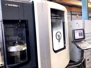 Milling machine DMG DMU 40 evo, Y.  2012-4