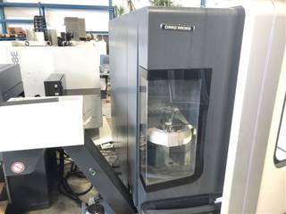 Milling machine DMG DMU 40 evo, Y.  2012-7