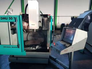 used DMG DMU 50T (3+2) [2074857595]