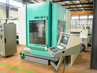 Milling machine DMG DMU 50 V-7