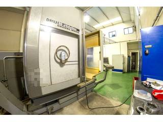 Milling machine DMG DMU 50 eVolution, Y.  2005-1