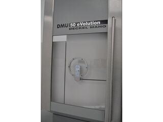 Milling machine DMG DMU 50 eVolution, Y.  2002-8