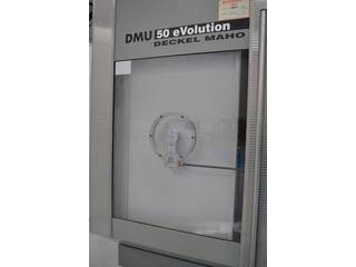 Milling machine DMG DMU 50 eVolution, Y.  2003-5