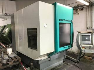used DMG DMU 50 Evo [1739808904]
