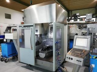 Milling machine DMG DMU 50 evo 3+2, Y.  2005-2
