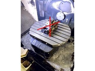 Milling machine DMG DMU 50 simultan, Y.  2010-2