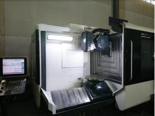 Milling machine DMG DMU 60 P duoBlock-1