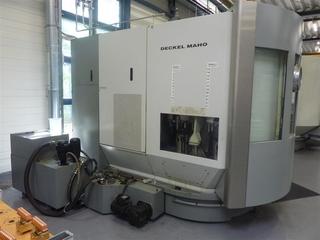 Milling machine DMG DMU 60 T Speed, Y.  2004-5