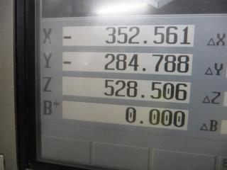 Milling machine DMG DMU 60 T Speed, Y.  2004-11