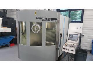 Milling machine DMG DMU 60 T Speed, Y.  2004-12