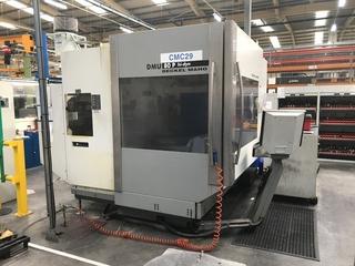 Milling machine DMG DMU 80 P hi-dyn-3