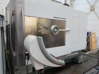 Milling machine DMG DMU 80 P hi-dyn-10