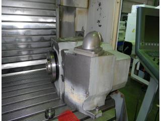 Milling machine DMG DMU 80 T Turbinenschaufeln/fanblades, Y.  2005-2