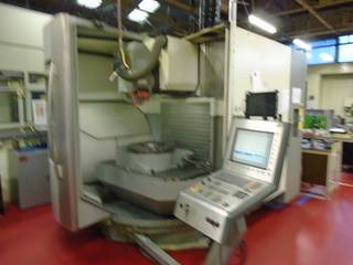 Milling machine DMG DMU 80 T-1