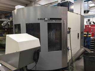 used DMG DMU 80 T [1247793178]