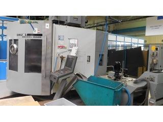 Milling machine DMG DMU 80 T, Y.  2002-3