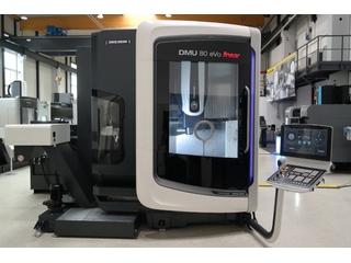 Milling machine DMG MORI DMU 80 eVo linear FD-0