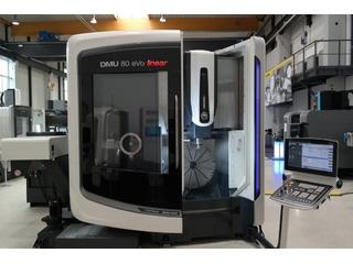 Milling machine DMG MORI DMU 80 eVo linear FD-1