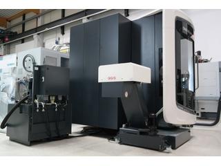 Milling machine DMG MORI DMU 80 eVo linear FD-8