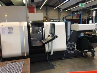 Lathe machine DMG CTX Alpha 300 V4-0