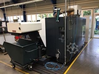 Lathe machine DMG CTX Alpha 300 V4-5
