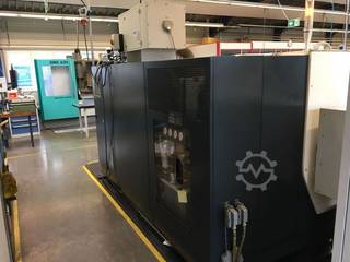Lathe machine DMG CTX Alpha 300 V4-7