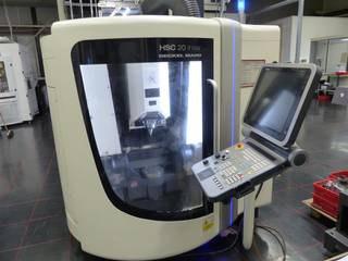 used DMG HSC 20 Linear [993317214]
