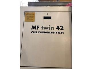 Lathe machine DMG MF Twin 42-5